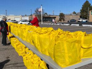 Action Week Food Bags