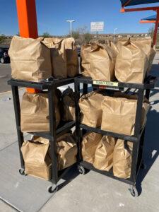 Distribute Bags