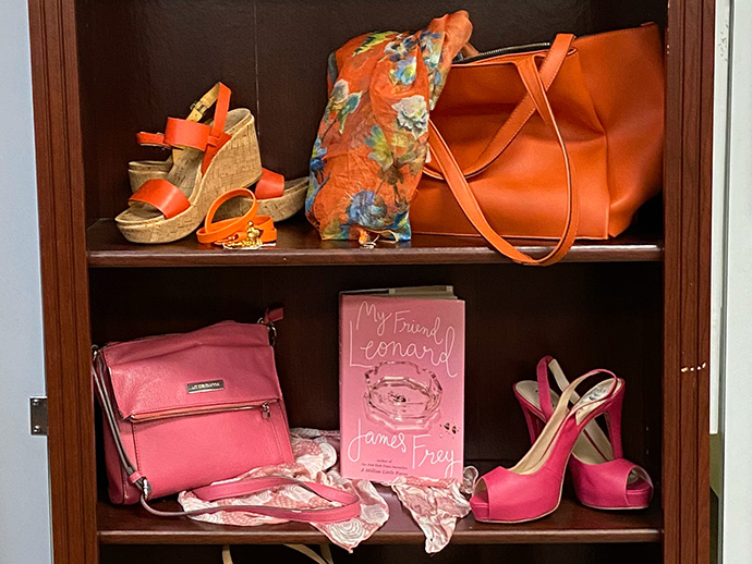 Women's shoes and purses