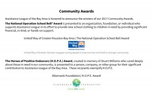 community-award-winners