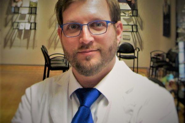 Dr. Thomas J. Thomas, O.D., Nasa Vision Center