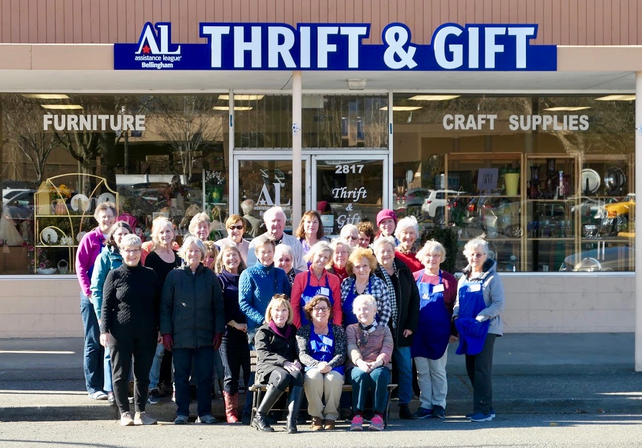 New Outdoor Sign for Thrift & Gift Shop