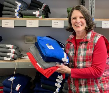 Providing emergency clothing for ER patients