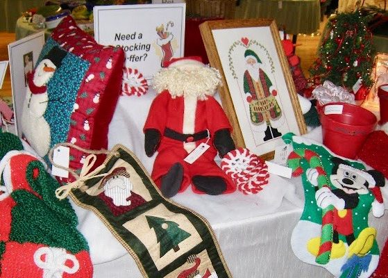 Yule Boutique craft sale fundraiser