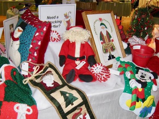 Yule Boutique craft sale fundraiser