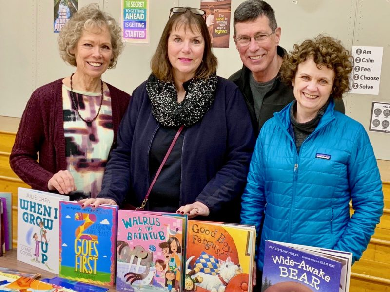 """Assistance League supports """"Kids Need Books"""" program"""