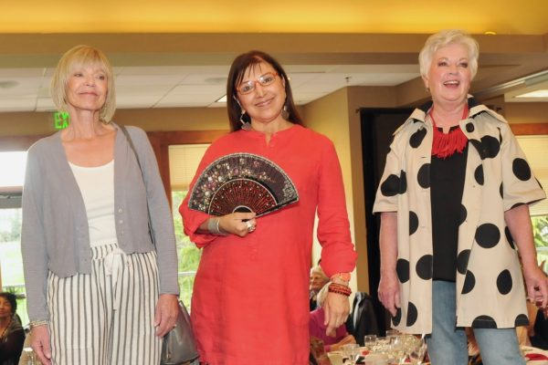 Fashion Show held at Golf and Country Club