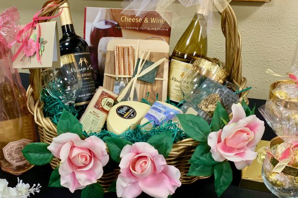 Win fabulous luxury gift baskets at our Fashion Event!