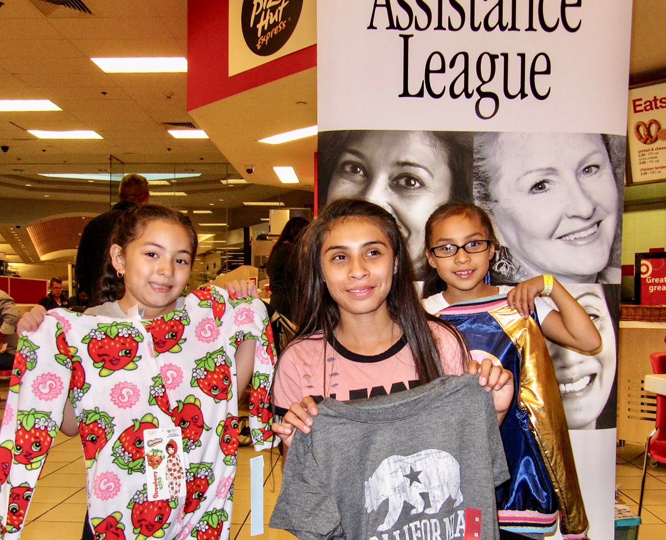 Operation Schol Bell partners with Target