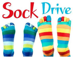 Sock Drive for Whatcom County Kids Feb 18 -29