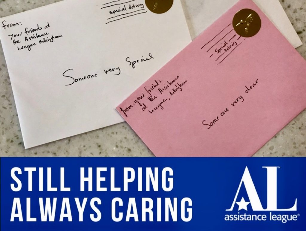 ALB sends cards to Care Center Residents in Whatcom County