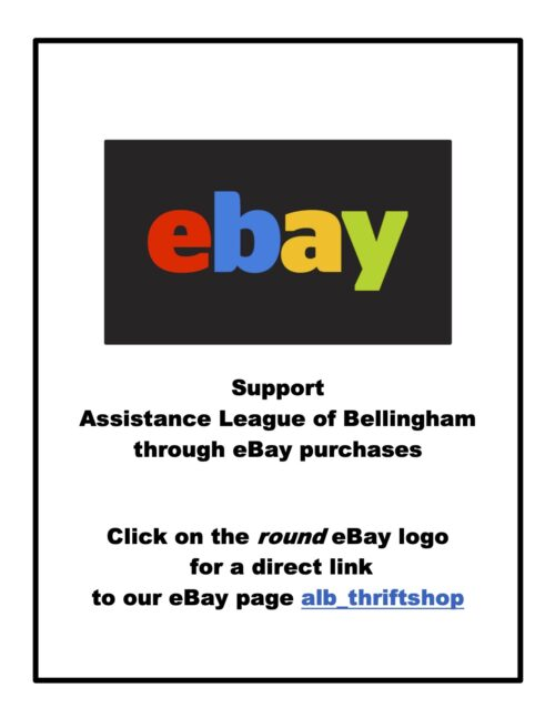 Support ALB through eBay purchases