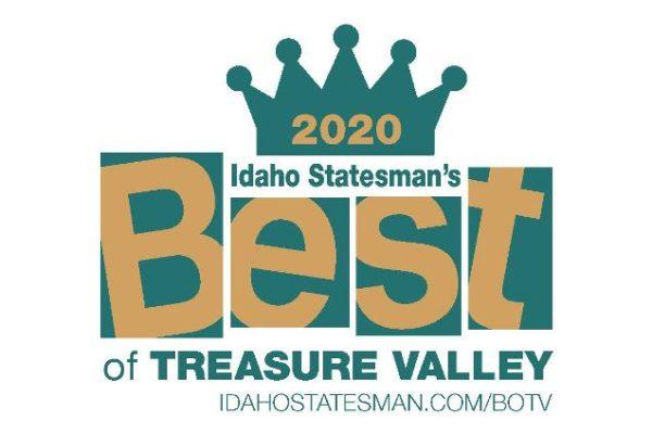 Idaho Statesman's Best of Treasure Valley logo