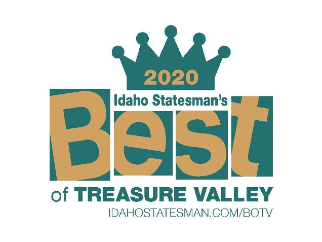 Idaho Statesman's Best of Treasure Valley logo
