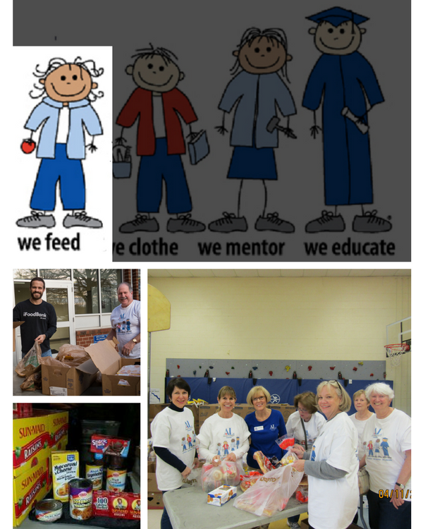 we feed collage