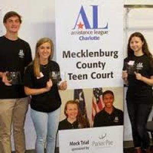 Teen court program does — 6