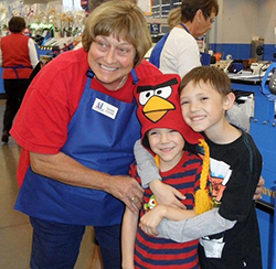 Assistance League of the Chesapeake improves the lives of children in Anne Arundel County.
