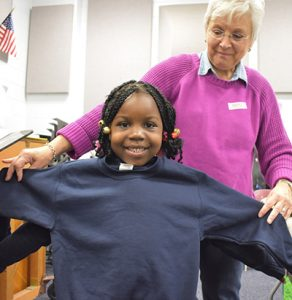Assistance League of the Chesapeake Kids In Need