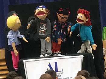 Kids on the Block Puppet Troupe
