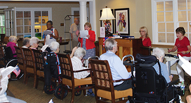 Assistance League of the Chesapeake Sing-Along