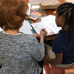 Assistance League of the Chesapeake Operation School Bell tutoring program