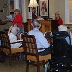 Assistance League of the Chesapeake Sing-Alongs for seniors