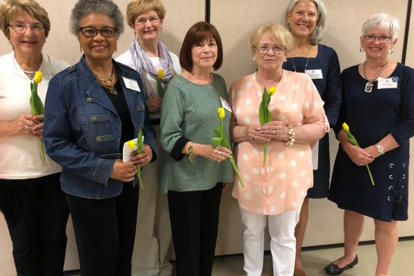 Assistance League of the Chesapeake Board for 2019-20.