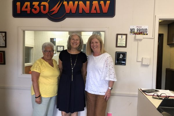 Assistance League of the Chesapeake on WNAV radio's The 1430 Connection with Donna Cole