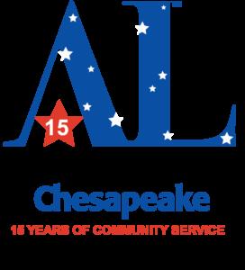 ALC 15th Anniversary Logo