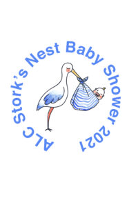 Stork's Nest Baby Shower and Luncheon