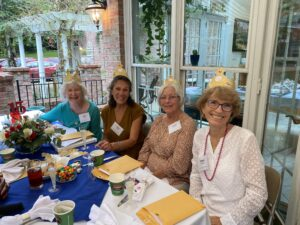 Anniversary luncheon attendees