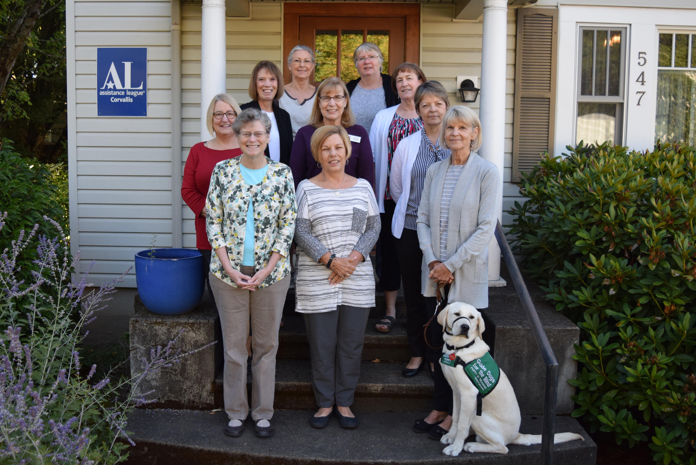 Photo of ALC Board 2018-2019