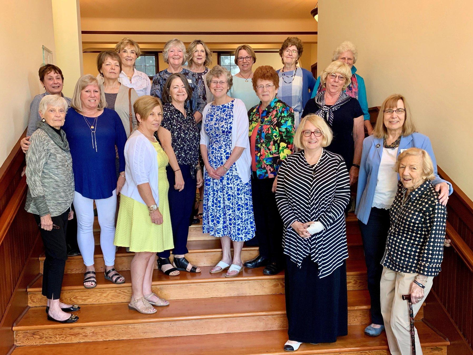 Assistance League of Corvallis Past Presidents 2019