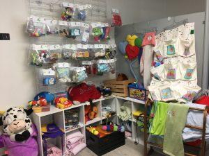 Thrift Shop Children's Dept