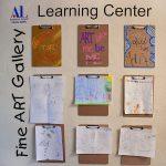 Learning Center Art Gallery