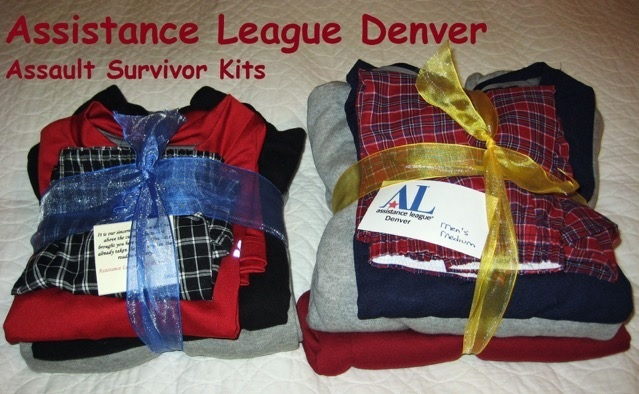 Assault Survivor Kits