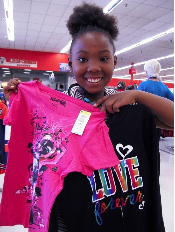 girl with pink shirt OSB
