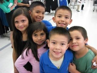 Miltiple children Operation School