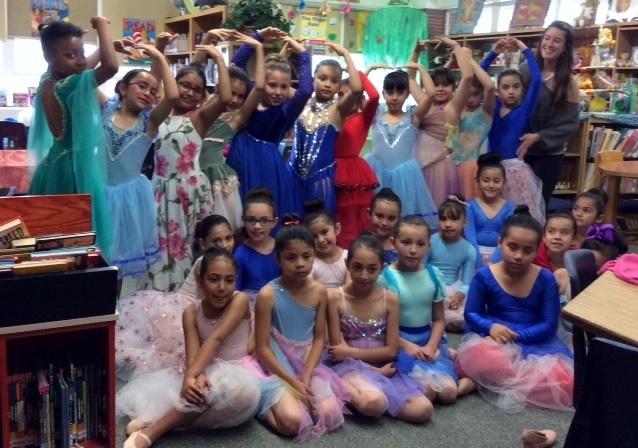 ballet Class  NEW
