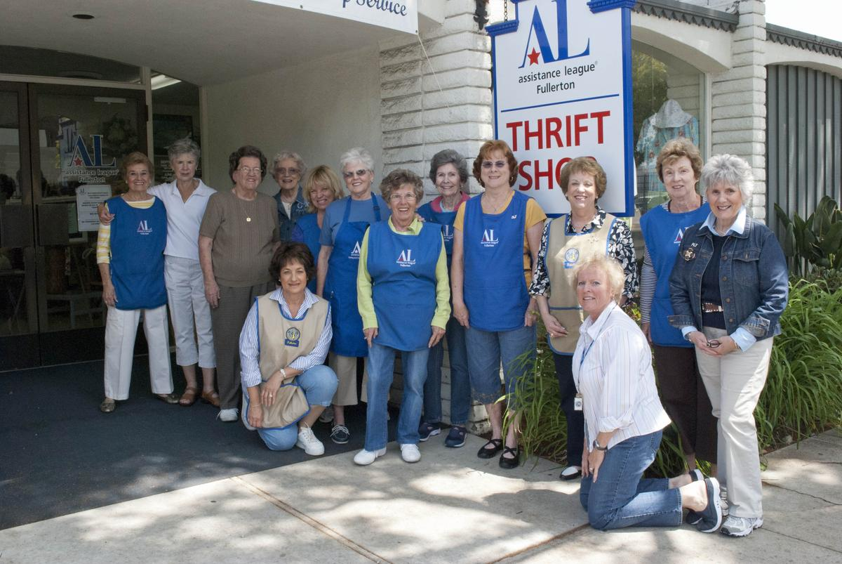Thrift Shop Assistance League Of Fullerton