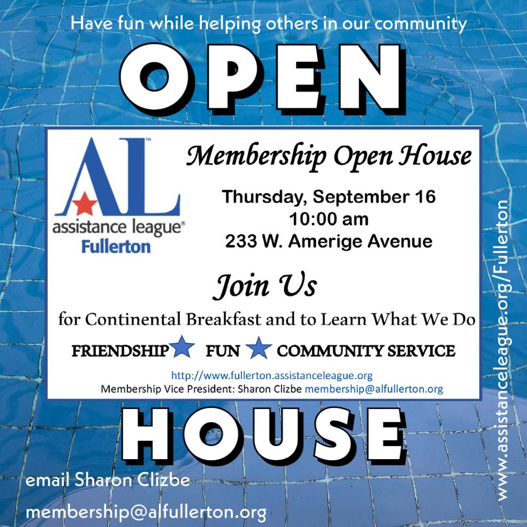 Membership Open House