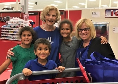 Operation School Bell® at Target