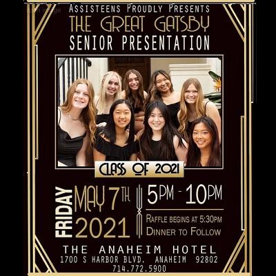 Assisteens 2021 Senior Presentation