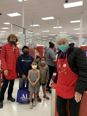 OSB Target Shopping Event