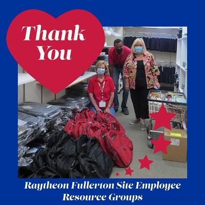 Thank You Raytheon 2021