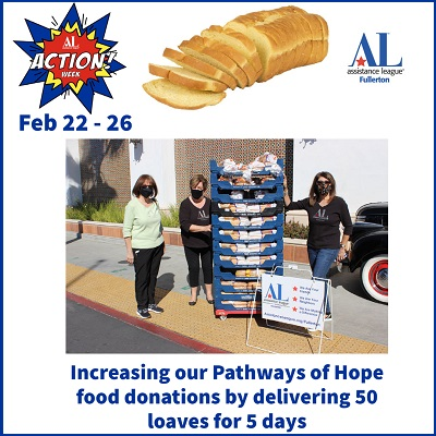 50 Loaves of Bread for Pathways