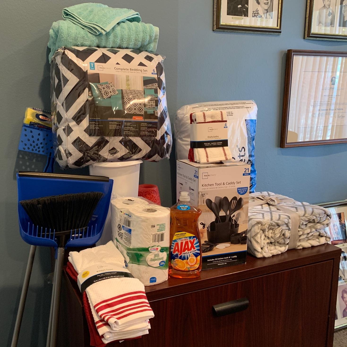 Housekeeping Supplies WTLC