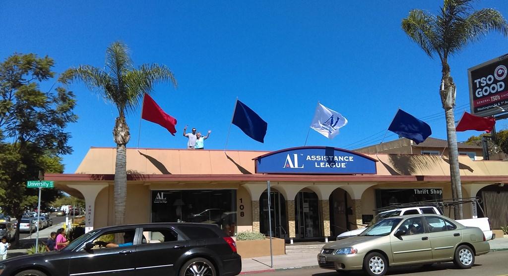 Thrift Shop Assistance League Greater San Diego