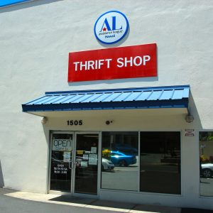 Assistance League of Hawaii Thrift Shop