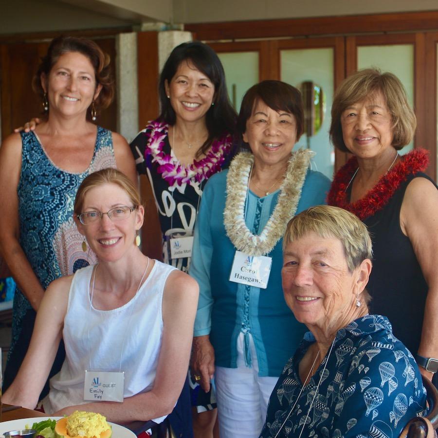 Assistance League of Hawaii Member Volunteers